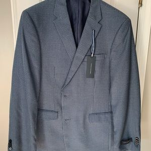 NWT! Tommy Hilfiger Checked Sport Coat